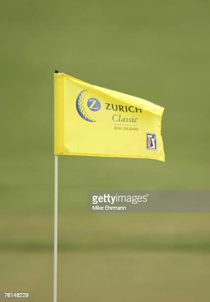 Atmosphere during the final round of the Zurich Classic of New Orleans played at the TPC of Louisiana in Avondale, LA on April 22, 2007