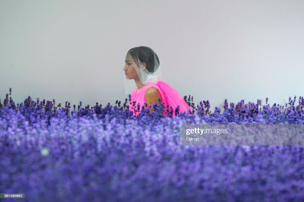 Giambattista Valli : Runway - Paris Fashion Week - Haute Couture Fall Winter 2018/2019 : ニュース写真
