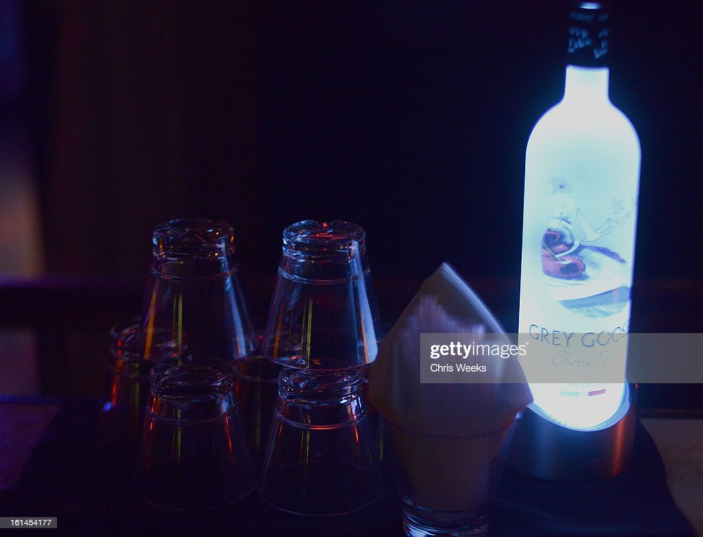 Atmosphere during the GREY GOOSE Hosted After Party for Trey Songz at Greystone Manor Supperclub on February 10, 2013 in West Hollywood, California.