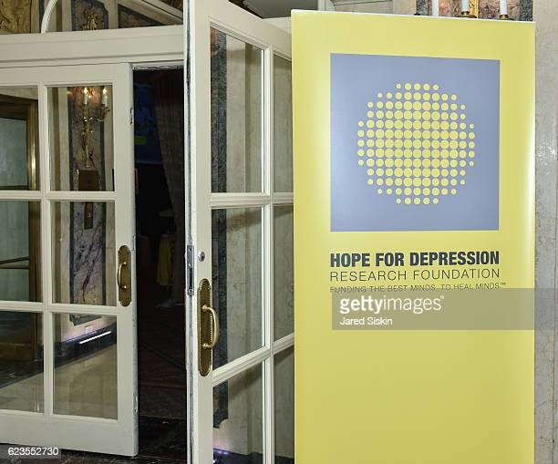 Hope For Depression Research Foundation Luncheon Stock ...