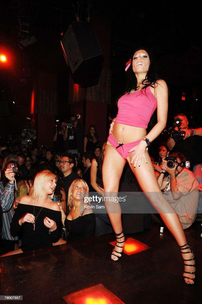 Erotic adult entertainment