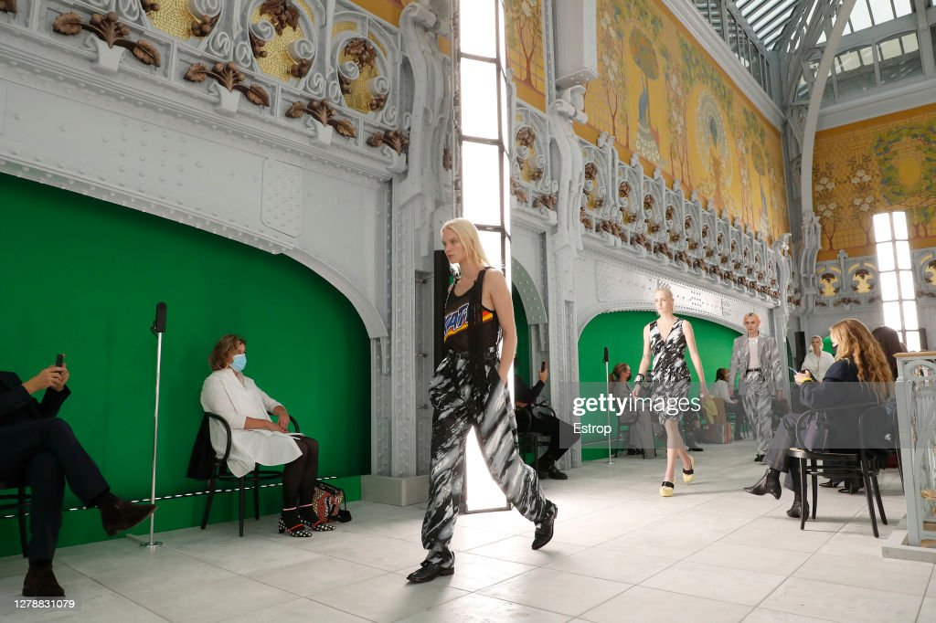 Louis Vuitton : Details - Paris Fashion Week - Womenswear Spring Summer 2021 : ニュース写真