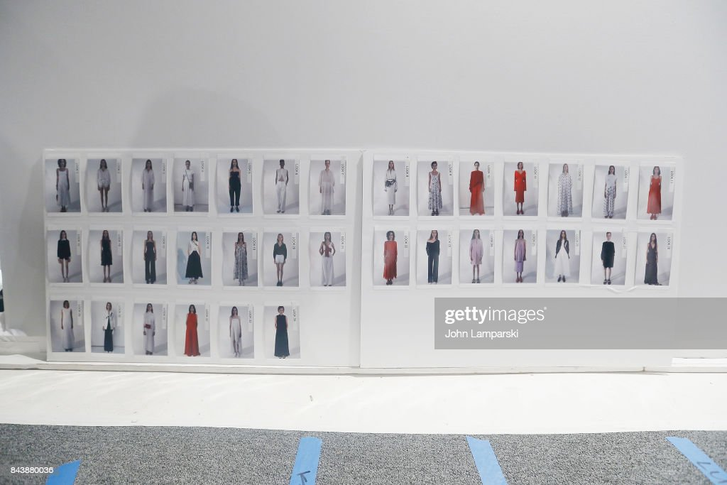 Atmosphere during the Noon By Noor September 2017, New York Fashion Week: The Shows at Gallery 3, Skylight Clarkson Sq on September 7, 2017 in New York City.
