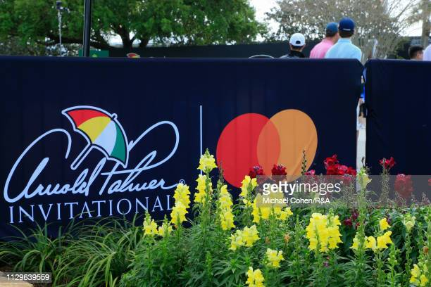 Atmosphere during The Open Qualifying Series part of the Arnold Palmer Invitational at Bay Hill Club and Lodge on March 10 2019 in Orlando Florida