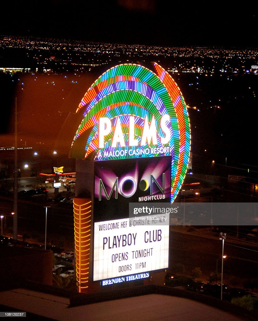 Atmosphere During The Club Grand Opening At Palms Hotel And Day One