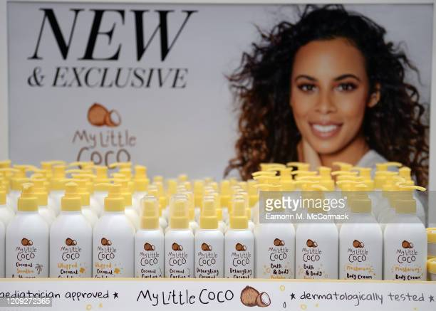 Atmosphere during the Rochelle Humes instore Boots appearance for NEW Baby Brand 'My Little Coco' on February 28, 2020 in London, England.