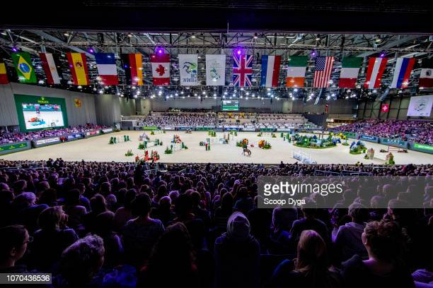 Atmosphere during the Rolex Grand Prix on December 9, 2018 in Geneva, Switzerland.