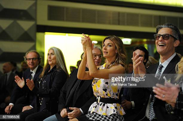 Atmosphere during the Technogym Listing Ceremony at Palazzo Mezzanotte on May 3 2016 in Milan Italy Technogym is the world leader in the construction...