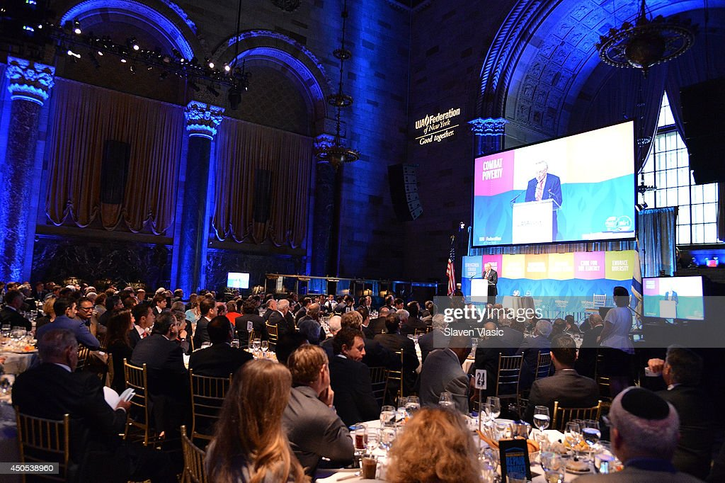 UJA-Federation Of New York Real Estate Luncheon : News Photo