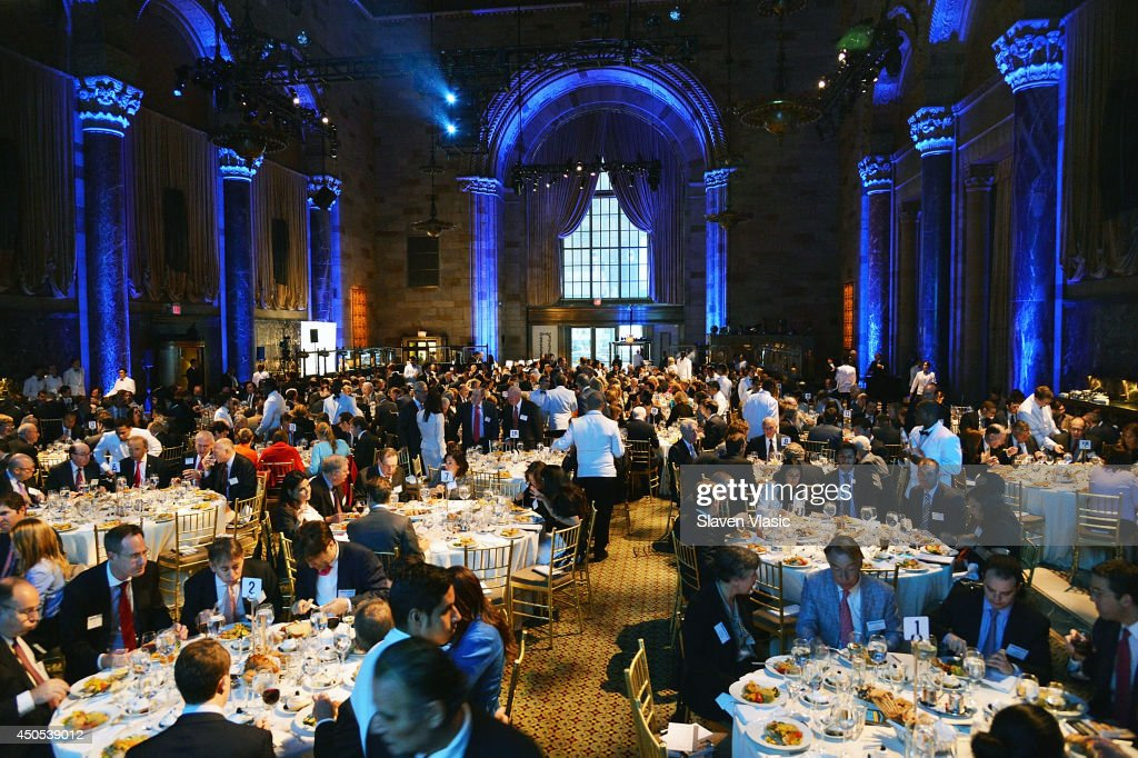 UJA-Federation Of New York Real Estate Luncheon : Fotografia de notícias