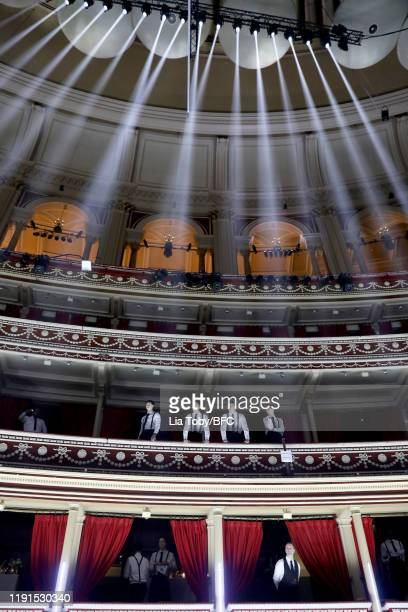 Atmosphere during the VIP dinner at The Fashion Awards 2019 held at Royal Albert Hall on December 02 2019 in London England