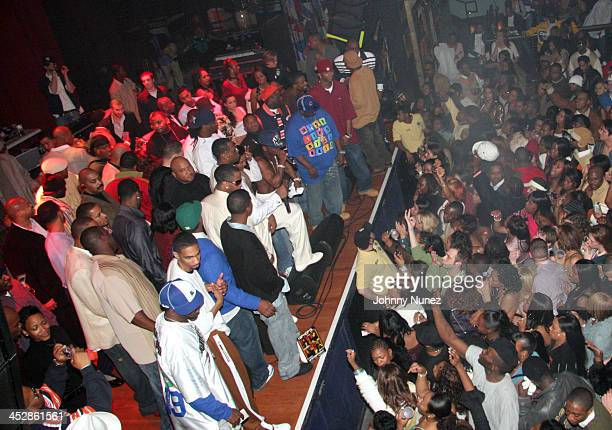 Atmosphere *Exclusive Coverage* during LeBron James 21st Birthday Party with Performance by Lil' Wayne at House of Blues in Cleveland Ohio United...