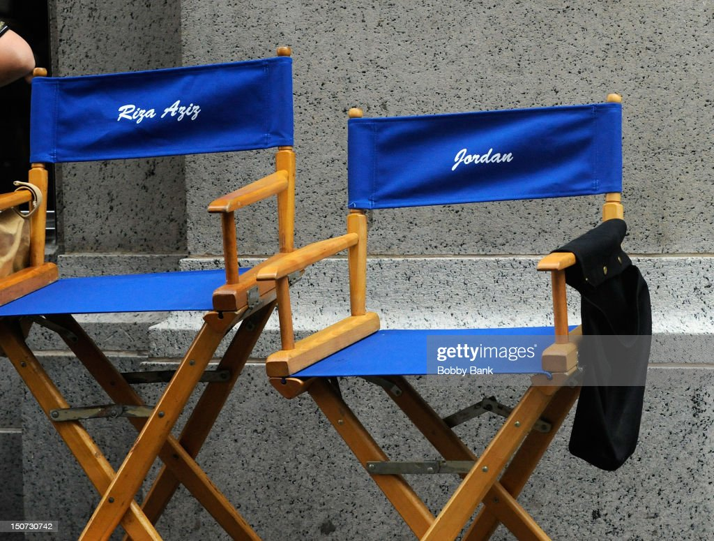 """On Location For """"The Wolf Of Wall Street"""" : News Photo"""