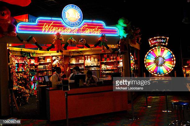 Atmosphere - Game Room during The Opening of the Times Square Dave & Busters - March 30, 2006 at Dave & Busters - Times Square in New York City, New...
