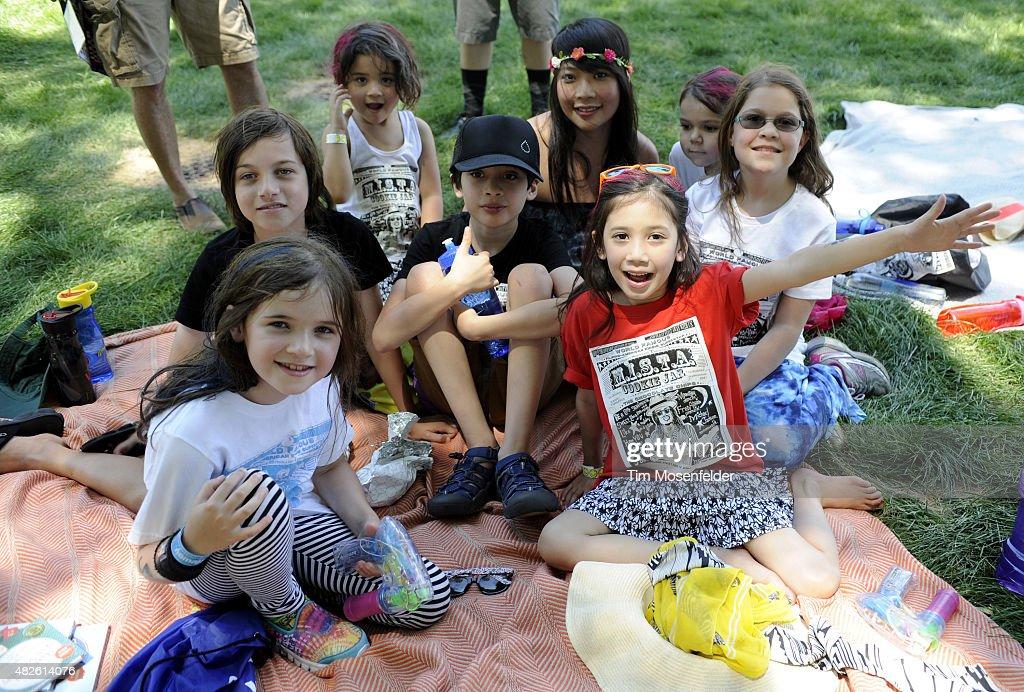2015 Lollapalooza - Day 1 : News Photo