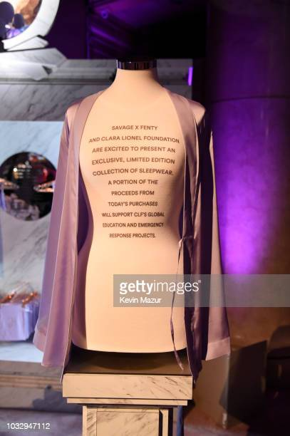Atmosphere inside Rihanna's 4th Annual Diamond Ball benefitting The Clara Lionel Foundation at Cipriani Wall Street on September 13 2018 in New York...