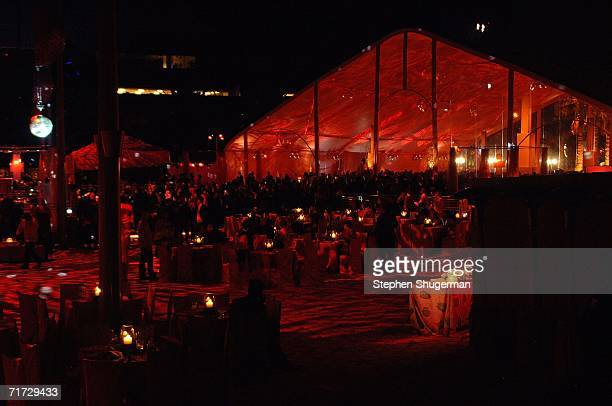 Atmosphere is seen during the HBO Post Emmy Party held at The Plaza at the Pacific Design Center on August 27, 2006 in West Hollywood, California.