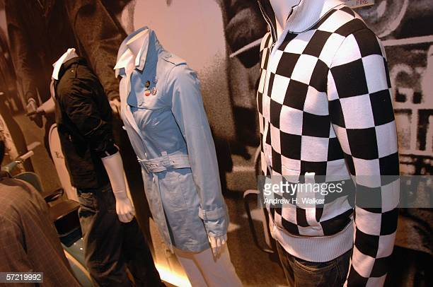 Atmosphere of Ben Sherman's first official US Flagship Store on March 30 2006 in New York City