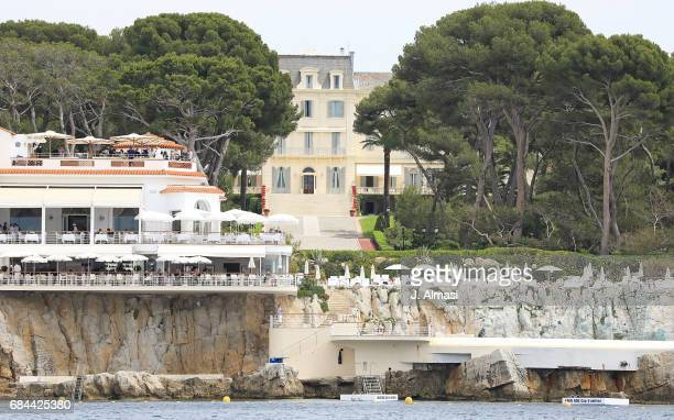 Atmosphere pictures during the 70th annual Cannes Film Festival on May 18 2017 in Cannes France