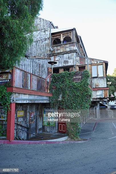 Atmosphere shot of the House Of Blues West Hollywood on the 'Sunset Strip' on August 8 2014 in Hollywood California According to Bloomberg News the...