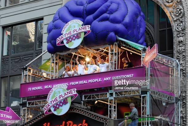 Atmosphere Yahoo Presents Ask the Planet 2006 Yahoo Brain