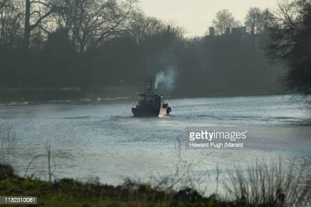 Atmospheric River Thames Landscapes