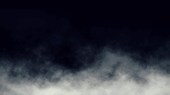 Atmospheric Smoke, Fog, cloud, smooth Movement, Modern abstract background animation 3d render 1165546605