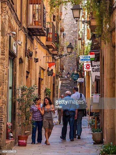 Atmospheric street, Barcelona