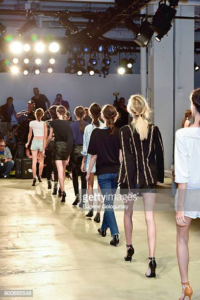 Atmsopehre at the Marissa Webb - Front Row & Backstage - September 2016 New York Fashion Week: The Shows at The Gallery, Skylight at Clarkson Sq on...
