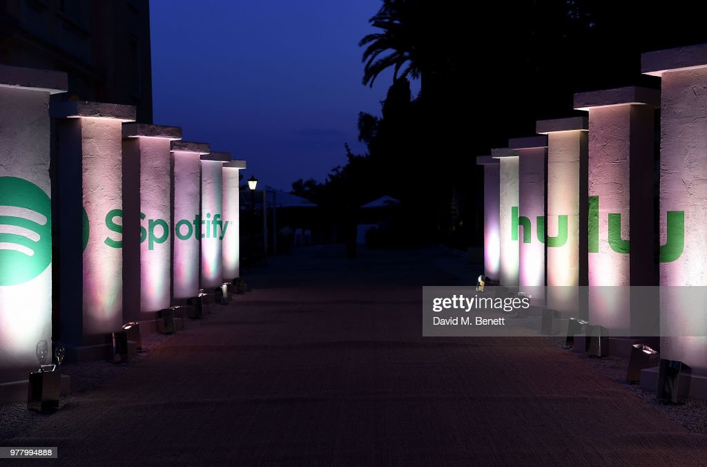 Spotify And Hulu Host A Night For Creators, Innovators And Artists At Cannes Lions 2018