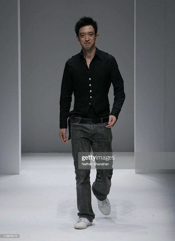 Tokyo Fashion Week Spring/Summer 2006 - ato - Runway : ニュース写真