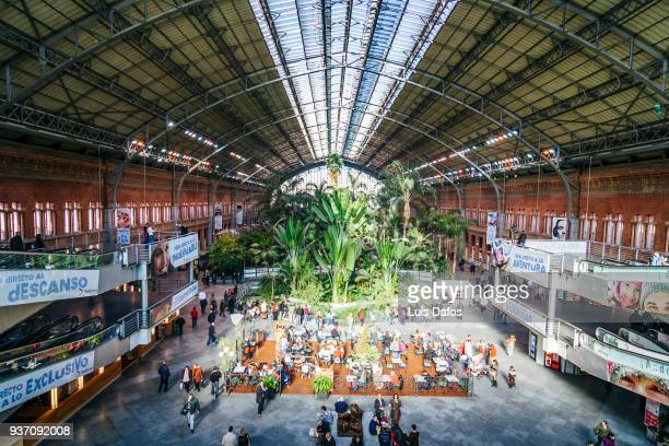 Atocha Gardens Stock Photos and Pictures | Getty Images