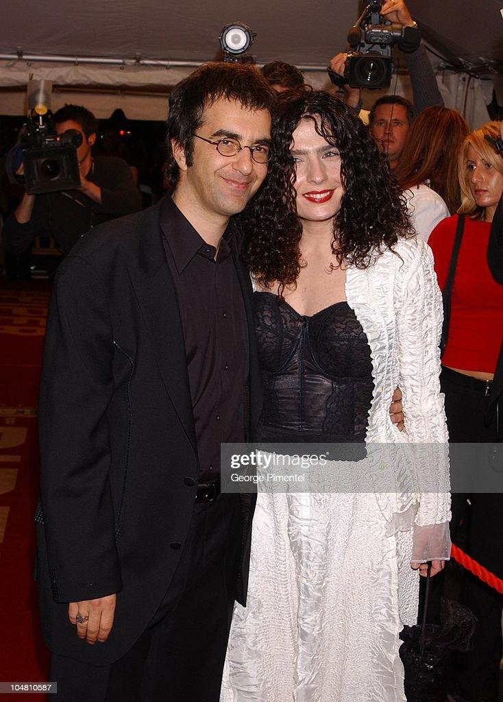 "2002 Toronto Film Festival - Opening Night Gala - ""Ararat"" Premiere"