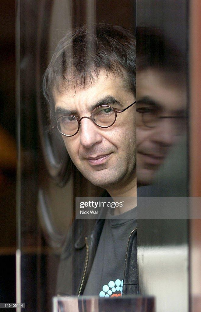 The Times BFI 49th London Film Festival - Atom Egoyan Portrait Session