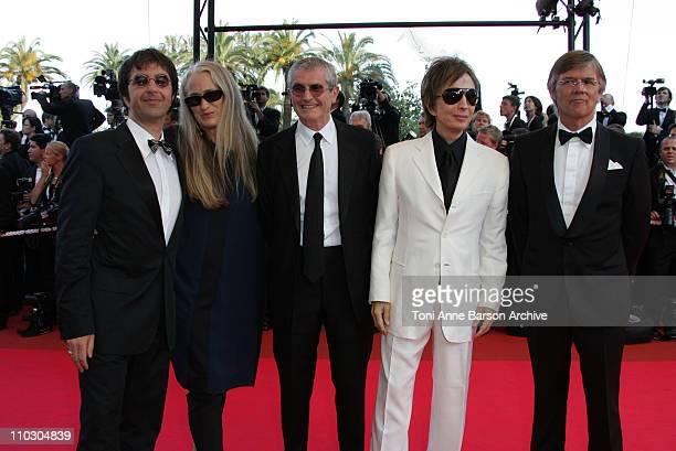 Atom Egoyan Jane Campion Claude Lelouch Michael Cimino and Bille August