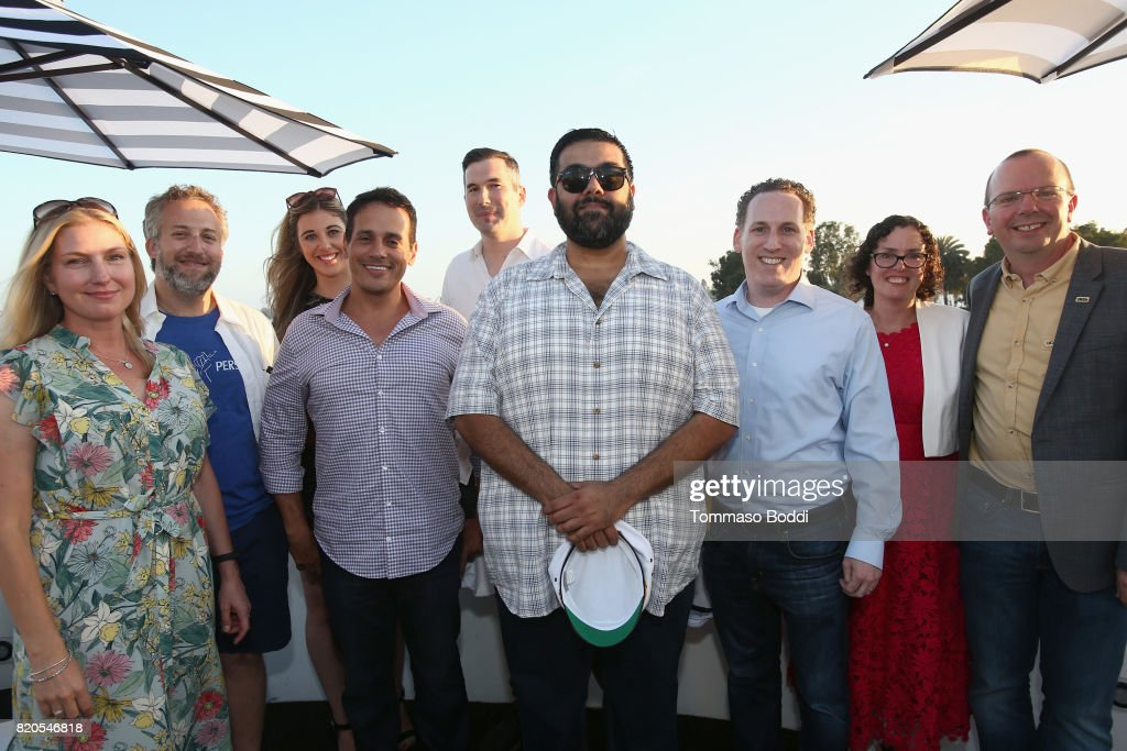 The #IMDboat Party At San Diego Comic-Con 2017, Presented By XFINITY And Hosted By Kevin Smith