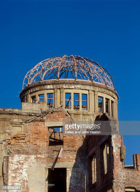 Hiroshima peace memorial park stock photos and pictures getty images atomic bomb memorial dome in hiroshima thecheapjerseys Image collections