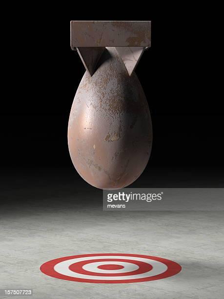 bomba atómica - bomba nuclear fotografías e imágenes de stock