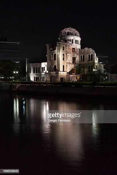 CONTENT] Atomic Dome in Hirosima Japan