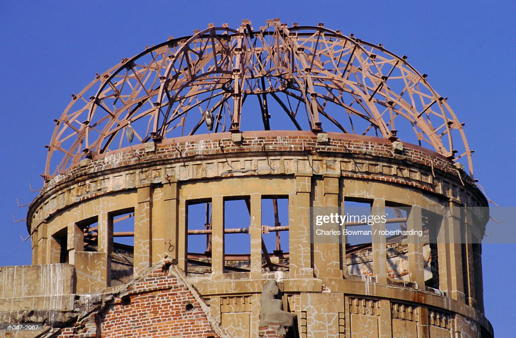 Atomic Dome Memorial, Hiroshima, Japan, Asia : Stockfoto