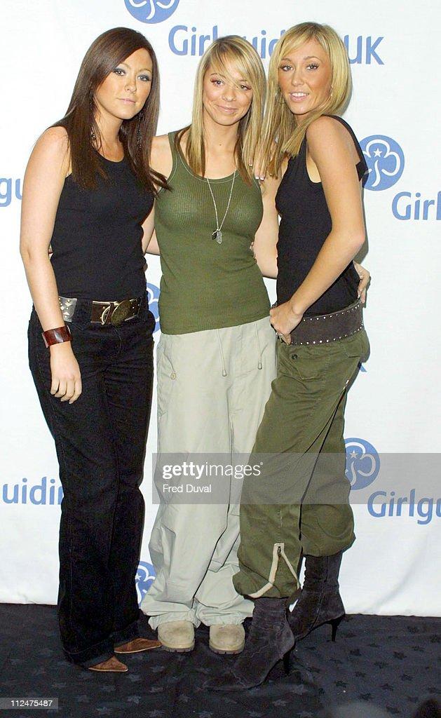 Girlguiding in Concert - London - November 9, 2002