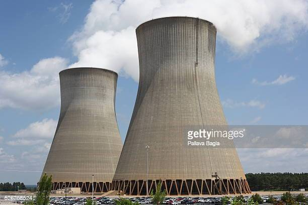 Atomic plant Vogtle is a 2unit nuclear power plant located in Burke County near Waynesboro Georgia in USA Each unit has a Westinghouse pressurized...