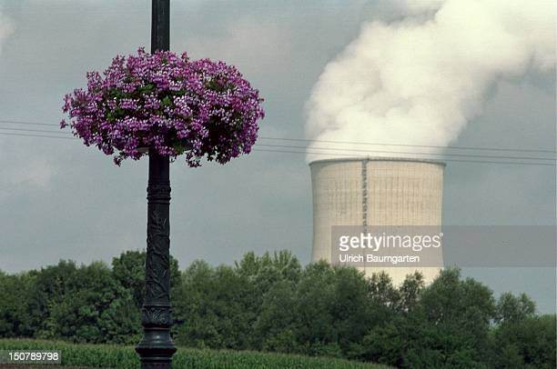 Atomic power plant Cattenom