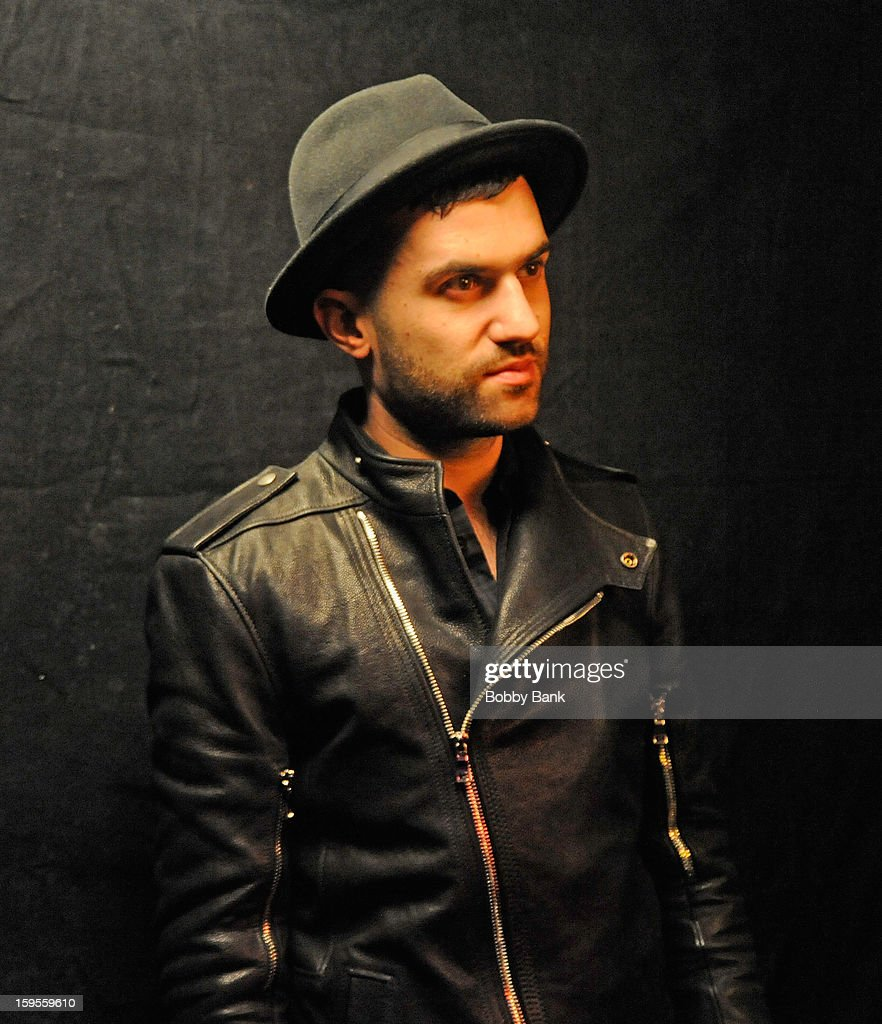 Trak attends the Scratch DJ Academy Semester 10th Anniversary at Canal Room on January 15, 2013 in New York City.
