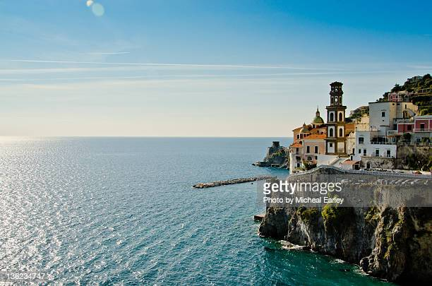 Atrani Italy on Amalfi Coast