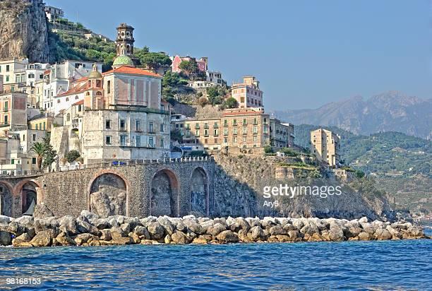 Atrani (costiera amalfitana, Italia