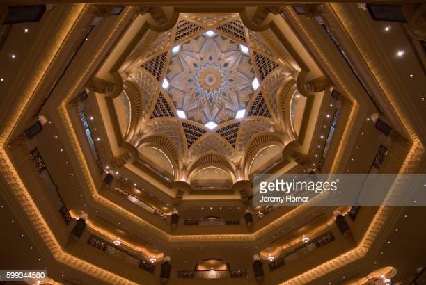 Atrium at Emirates Palace Hotel