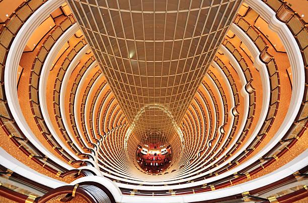 Atrium, Shanghai, China