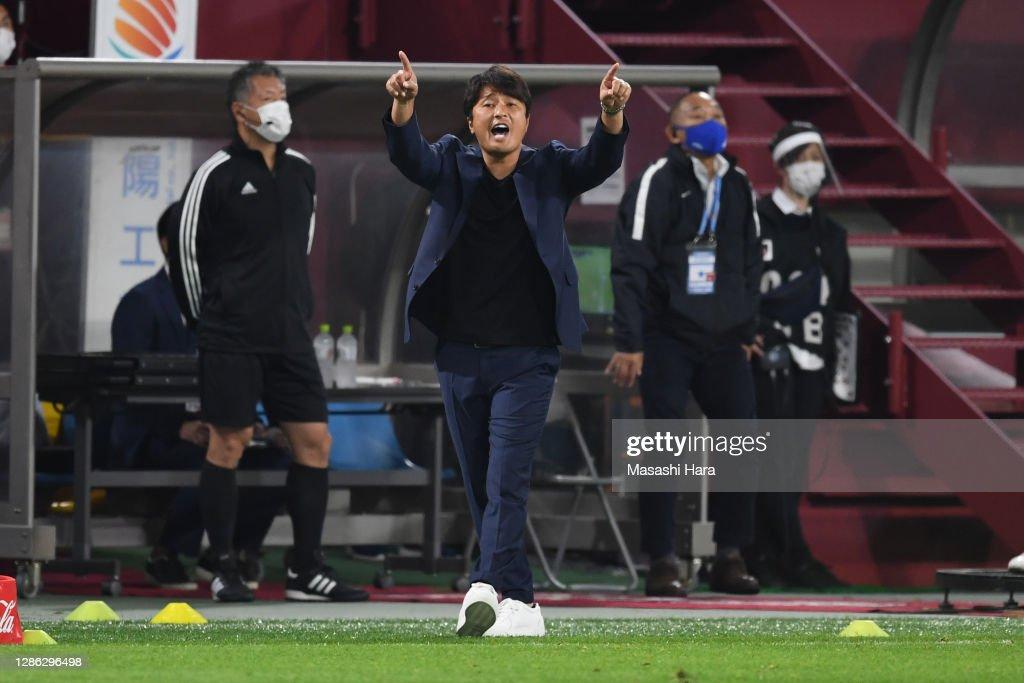 Vissel Kobe v Urawa Red Diamonds - J.League Meiji Yasuda J1 : ニュース写真