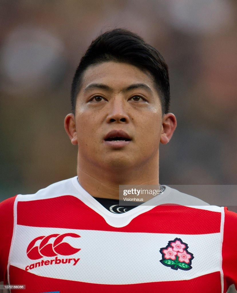 England v Japan - Quilter International : ニュース写真